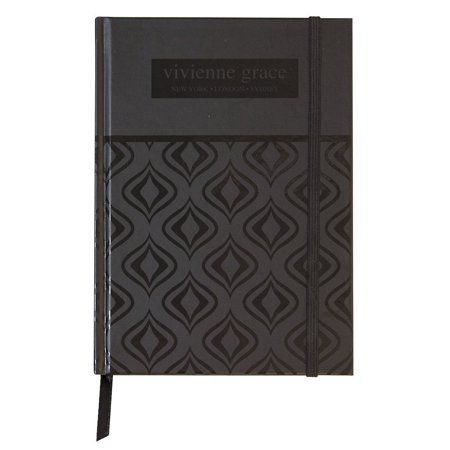 Vivienne Grace 7 x 5 inch Business Notebook Journal, Assorted