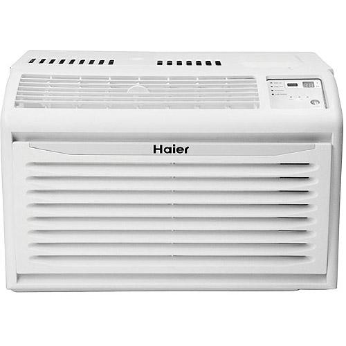 Haier HWR05XCK-L 5,000-BTU Room Window Air Conditioner w/Remote Control