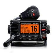 Standard Horizon GX1700 Explorer GPS VHF Radio - Black Marine Transceiver with Built-in GPS
