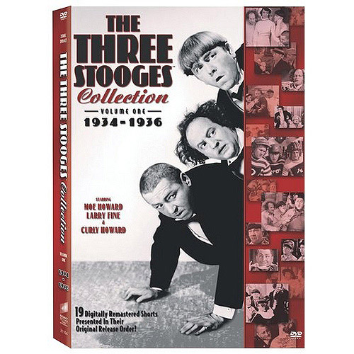The Three Stooges Collection 1934-1936