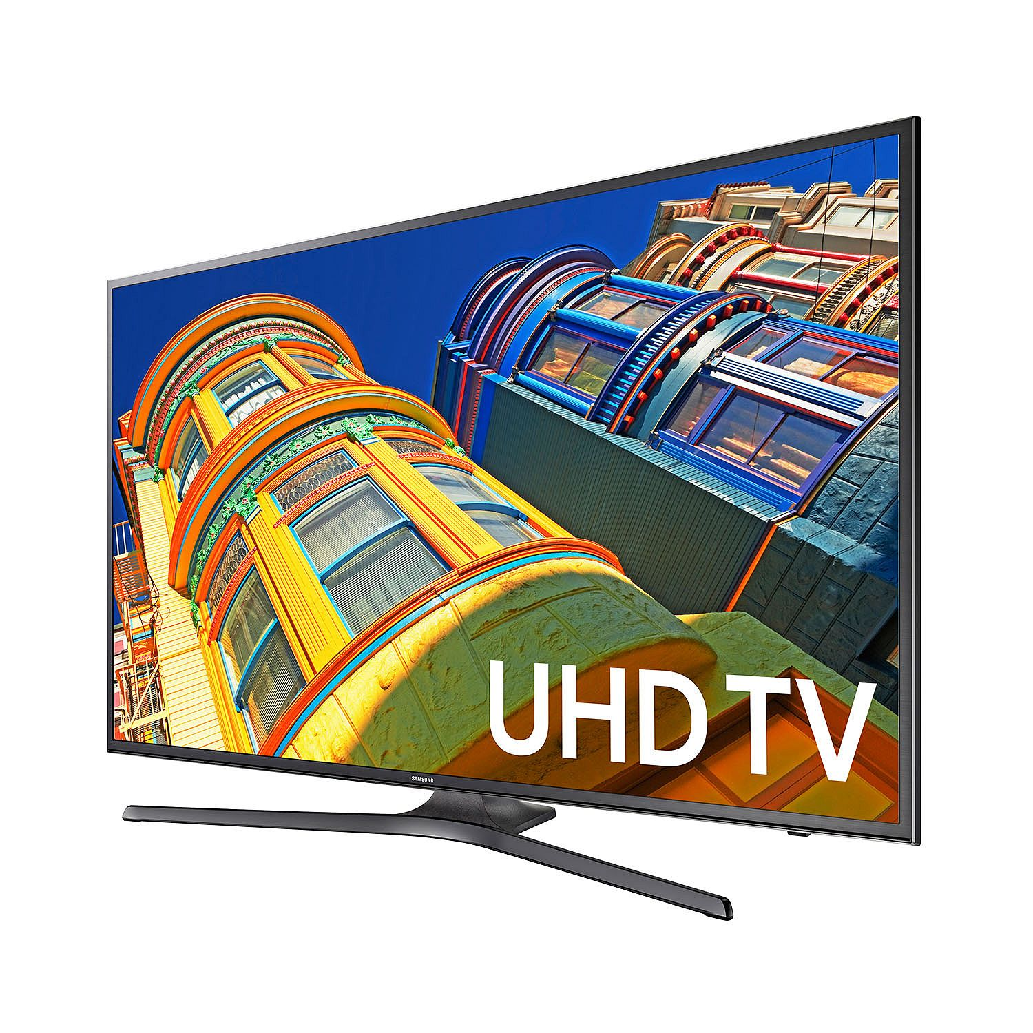 "Refurbished Samsung 70"" Class 4K (2160P) Smart LED TV (UN70KU630DFXZA)"