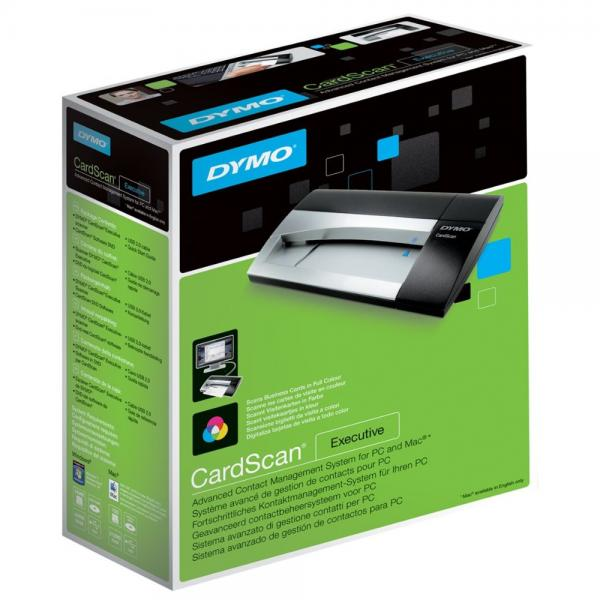 DYMO  CardScan v9 Executive Business Card Scanner and Con...