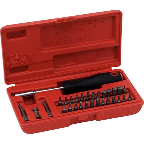Winchester Screwdriver Set, 31 pieces