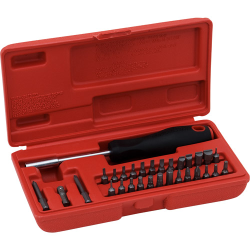 Winchester Screwdriver Set, 31 pieces