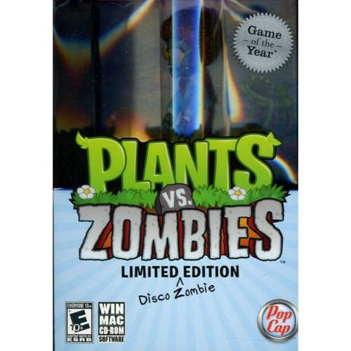 Plants VS Zombies Game of the Year Limited Edition (PC/ Mac)