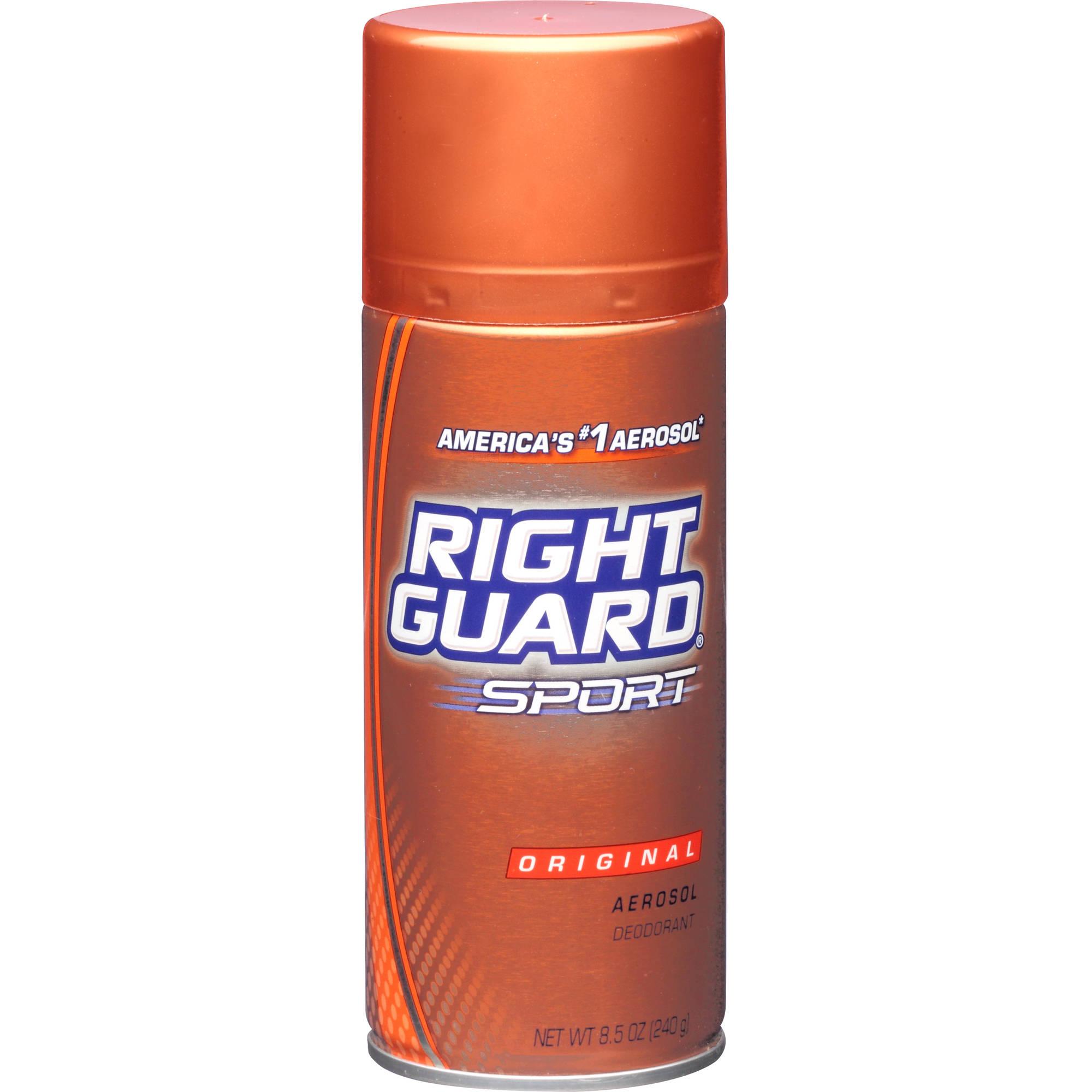 Right Guard Sport Original Deodorant, 8 oz