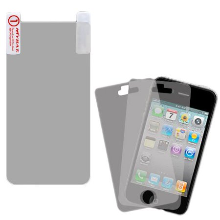 - HTC Evo 3D MyBat LCD Screen Protector, Twin Pack