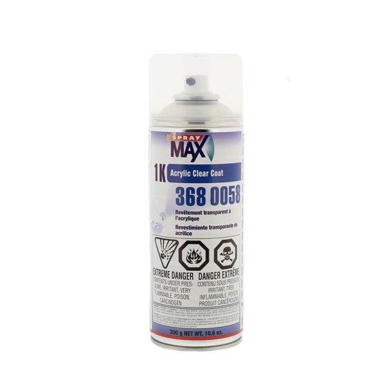 USC Spray Max 2k High Gloss Clearcoat Aerosol (4 PACK)