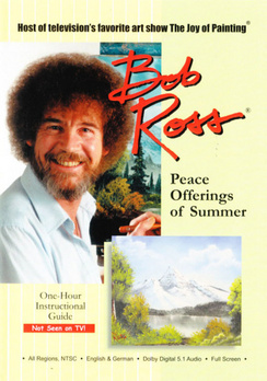 BOB ROSS THE JOY OF PAINTING-PEACE OFFERINGS SUMMER (DVD) (DVD) by BAYVIEW FILMS