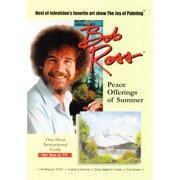 BOB ROSS THE JOY OF PAINTING-PEACE OFFERINGS SUMMER (DVD) (DVD)