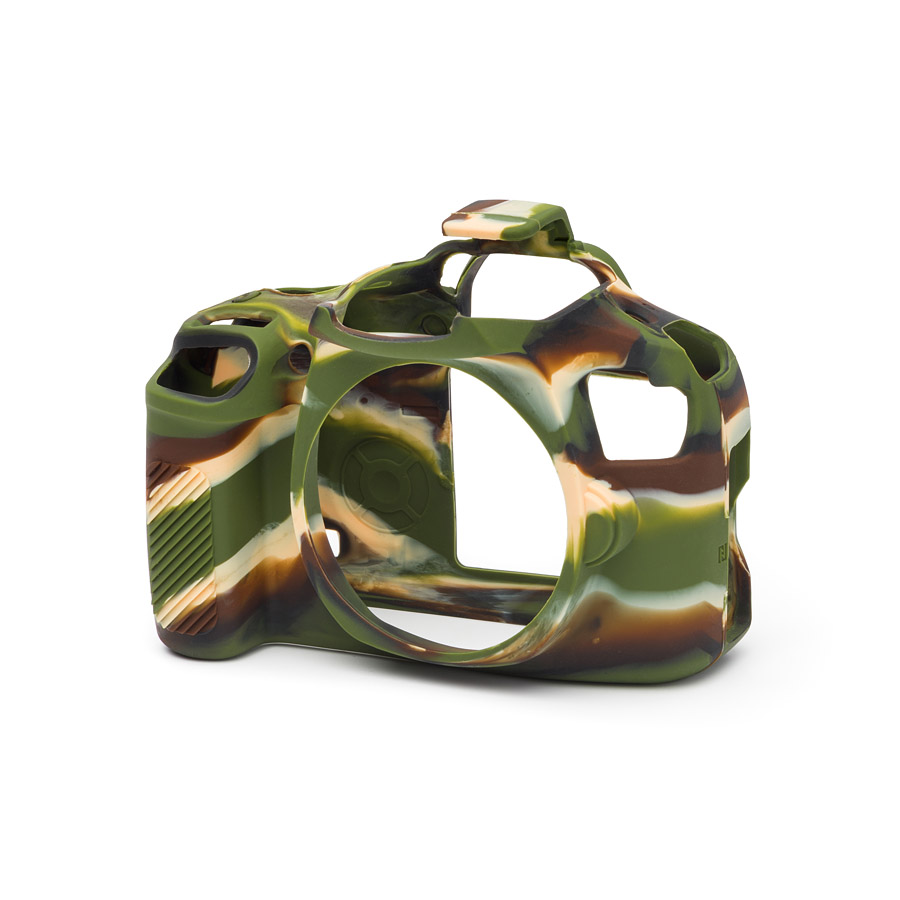 easyCover camera case for Canon 1300D / T6 Camouflage
