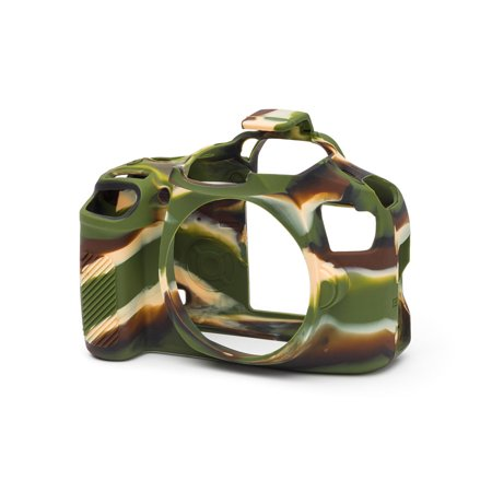 easyCover camera case for Canon 1300D / T6 Camouflage (Camera Case Camouflage)