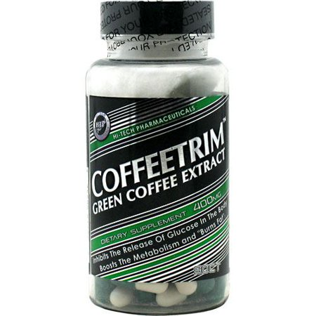 Hi Tech Pharmaceuticals Hi Tech  CoffeeTrim, 90 (Hi Tech Color Pop)