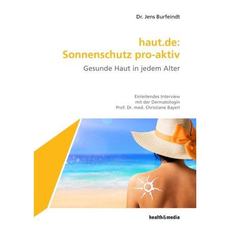 haut.de: Sonnenschutz pro-aktiv - eBook (Lesebrille Sonnenschutz)