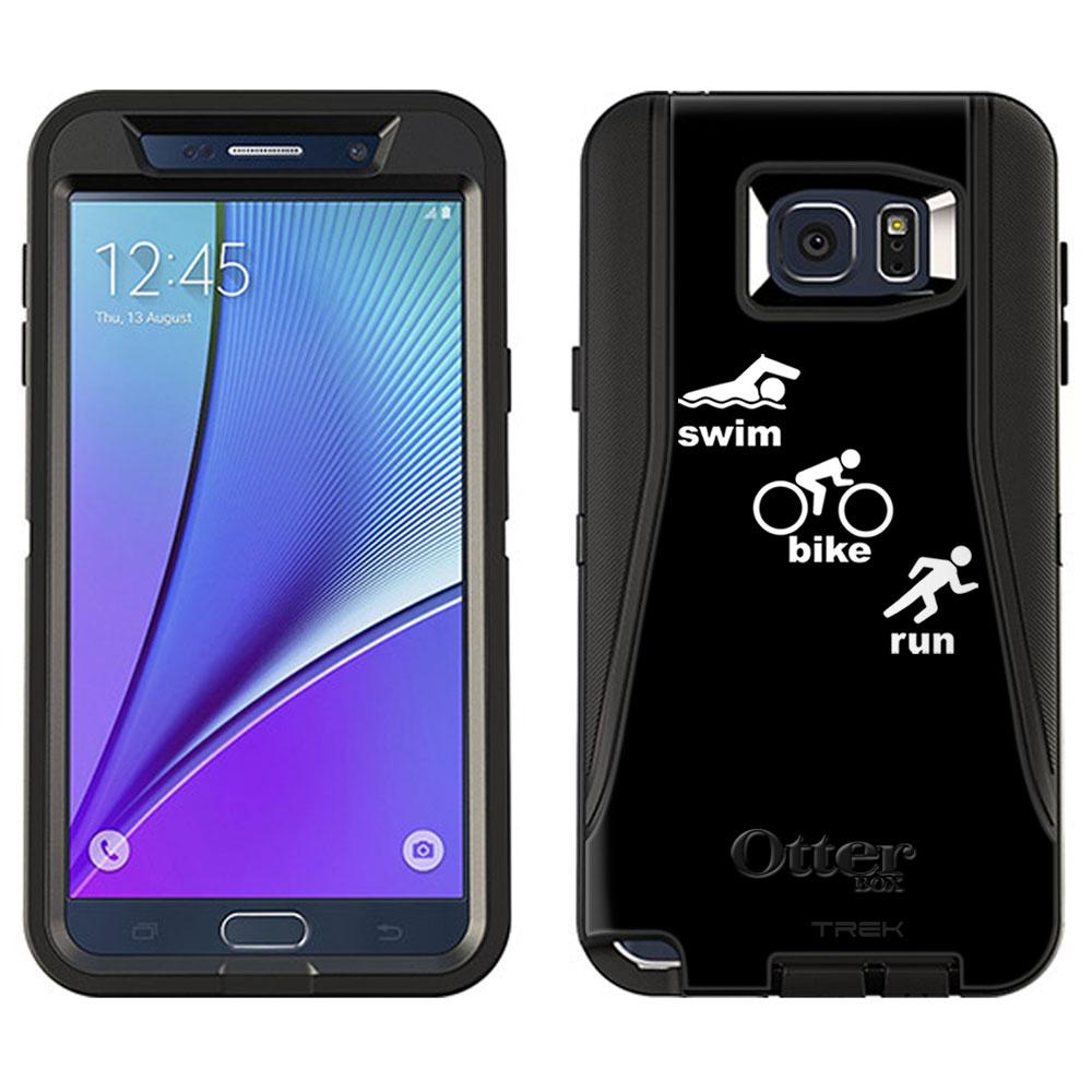 OtterBox Defender Samsung Galaxy Note 5 Case - Silhouette...
