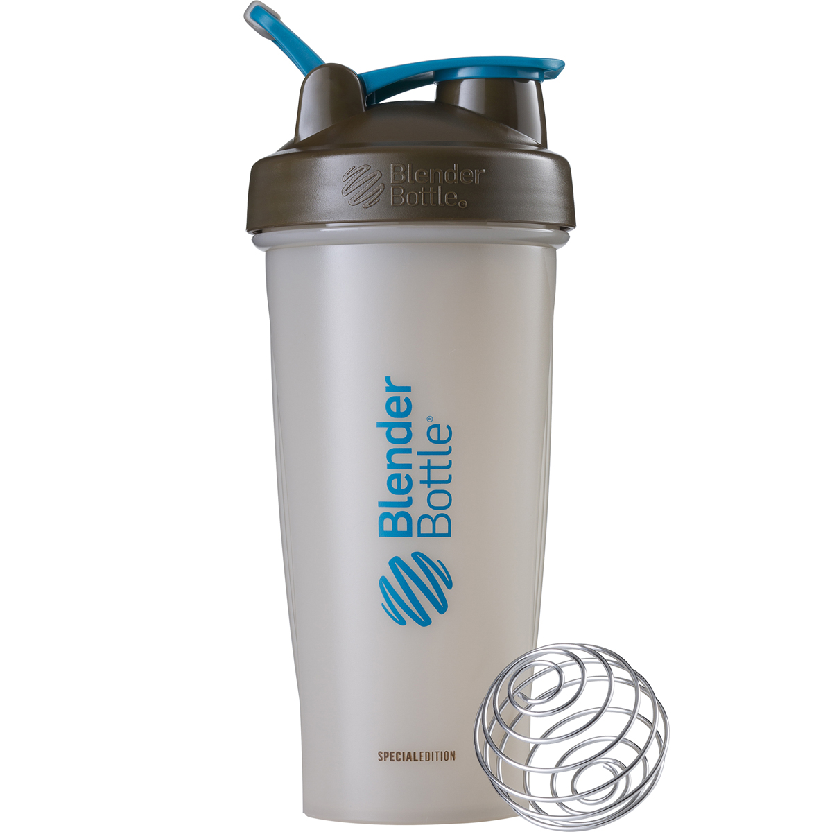 Blender Bottle Special Edition 28 oz. Shaker with Loop Top - Timber ...