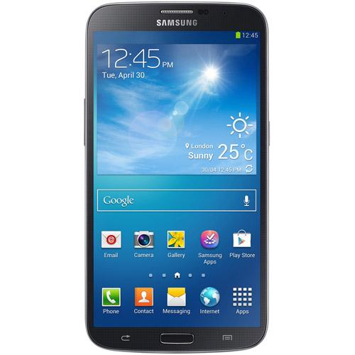 Samsung Galaxy Mega 6.3 I9200 Android Cell Phone (Unlocked), Black