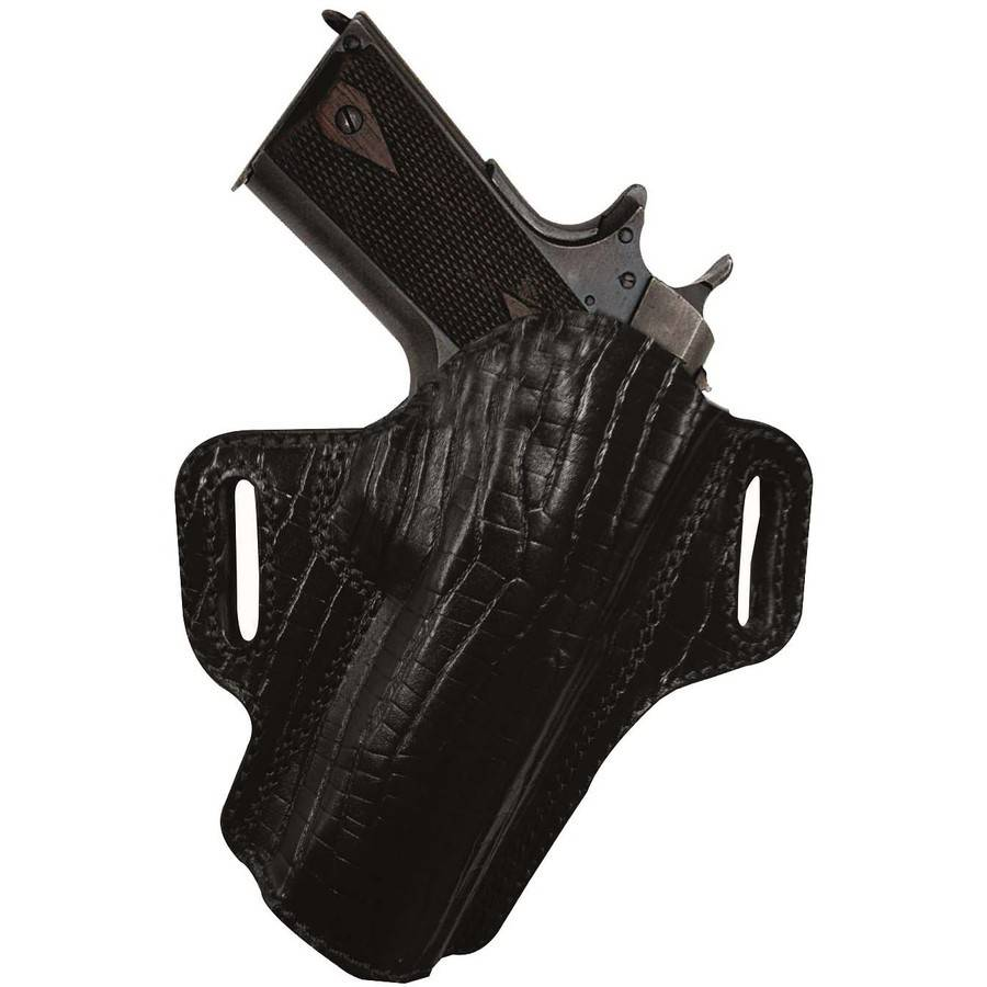 Tagua Premium Open Top Belt Holster, Colt 1911, 5""