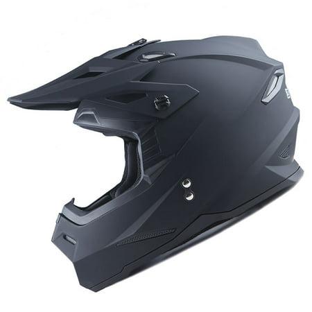 1Storm Youth Motocross Helmet BMX MX ATV Dirt Bike Helmet Teenager Racing  Style