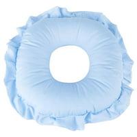 LHCER Polyester Face Relax Pillow SPA Salon Massage Hollowed Pillow Nap Rest Cushion , Rest Cushion, SPA Massage Pillow