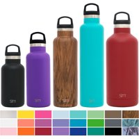 074100acb8 Product Image Simple Modern Ascent Water Bottle - Narrow Mouth, Vacuum  Insulated, 18/8 Stainless
