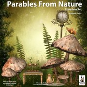 Parables from Nature, Complete Set - 1-3 - Audiobook