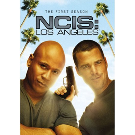 NCIS: Los Angeles - The First Season (DVD)