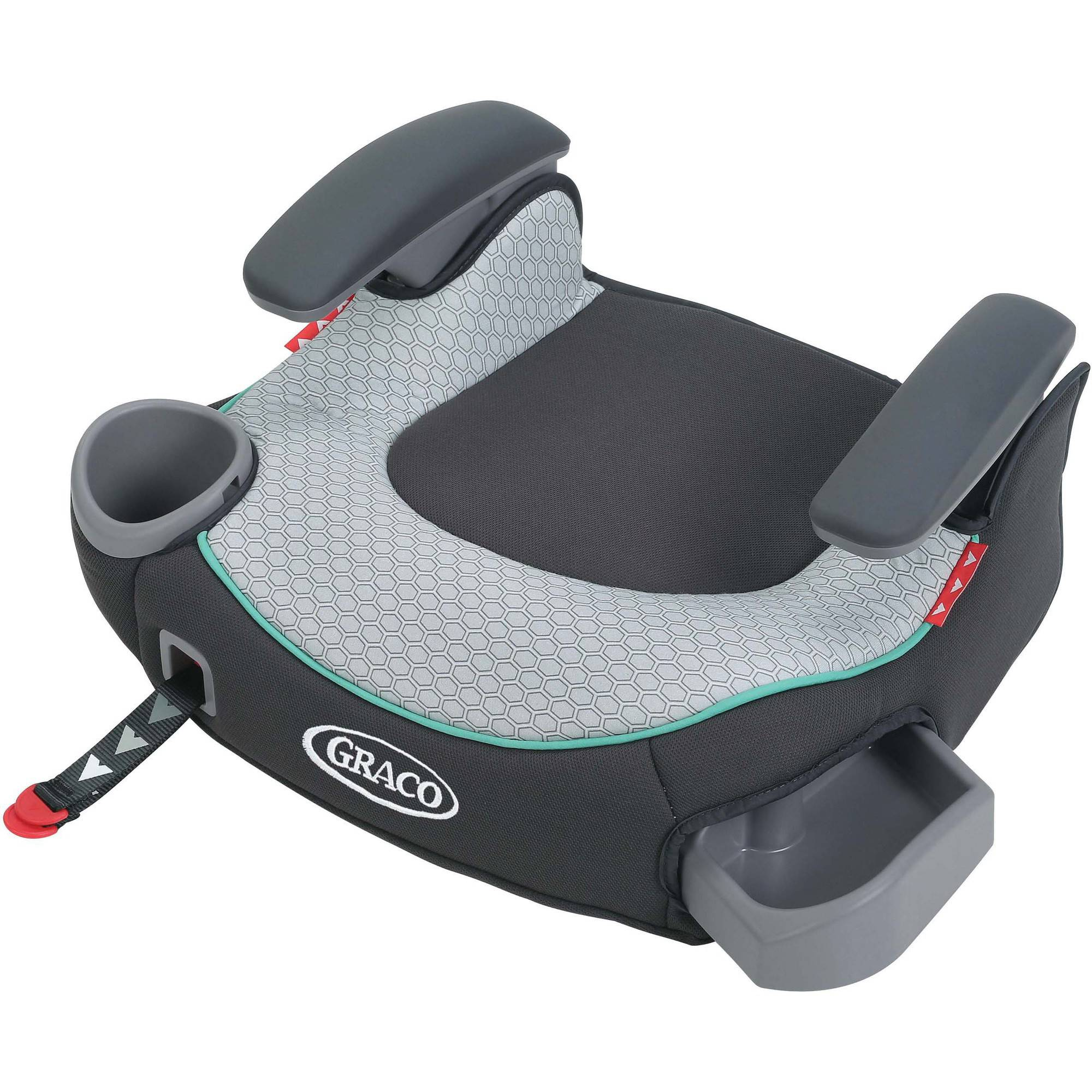 Graco TurboBooster LX Backless Booster Car Seat, Basin