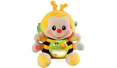 VTech Touch & Learn Musical Bee Soother by VTech