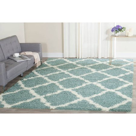 Safavieh Daley Power Loomed Shag Area Rug Or Runner