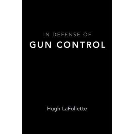 In Defense of Gun Control