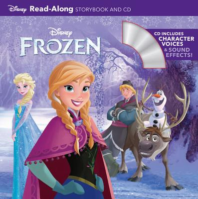 Read-Along Storybook and CD: Frozen (Other)