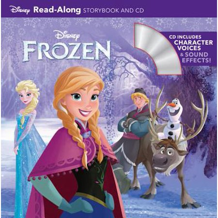 Frozen Read-Along Storybook and CD (The Best Frozen Vegetables)