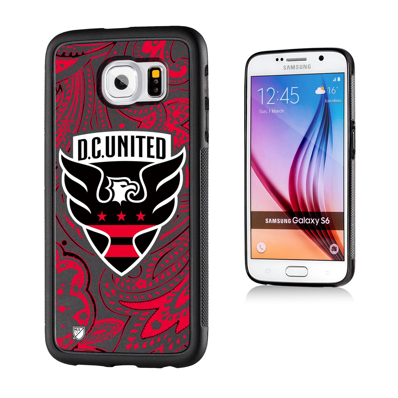 DC United Paisley Galaxy S6 Bumper Case