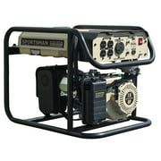 Sportsman Sandstorm 4000 Watt Dual Fuel Generator - Not CARB Approved