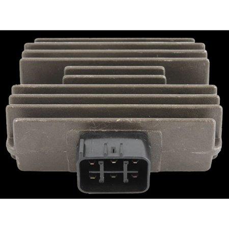 Vulcan Regulator - DB Electrical AKI6036 New Voltage Regulator Rectifier For Kawaste Force, Ninja 650R Er, Versys, Vulcan, Ninja, Mule, Suzuki King Quad, Vinson, V-Storm ESP2378 21066-0030 21066-0705 21066-1127 17.5240