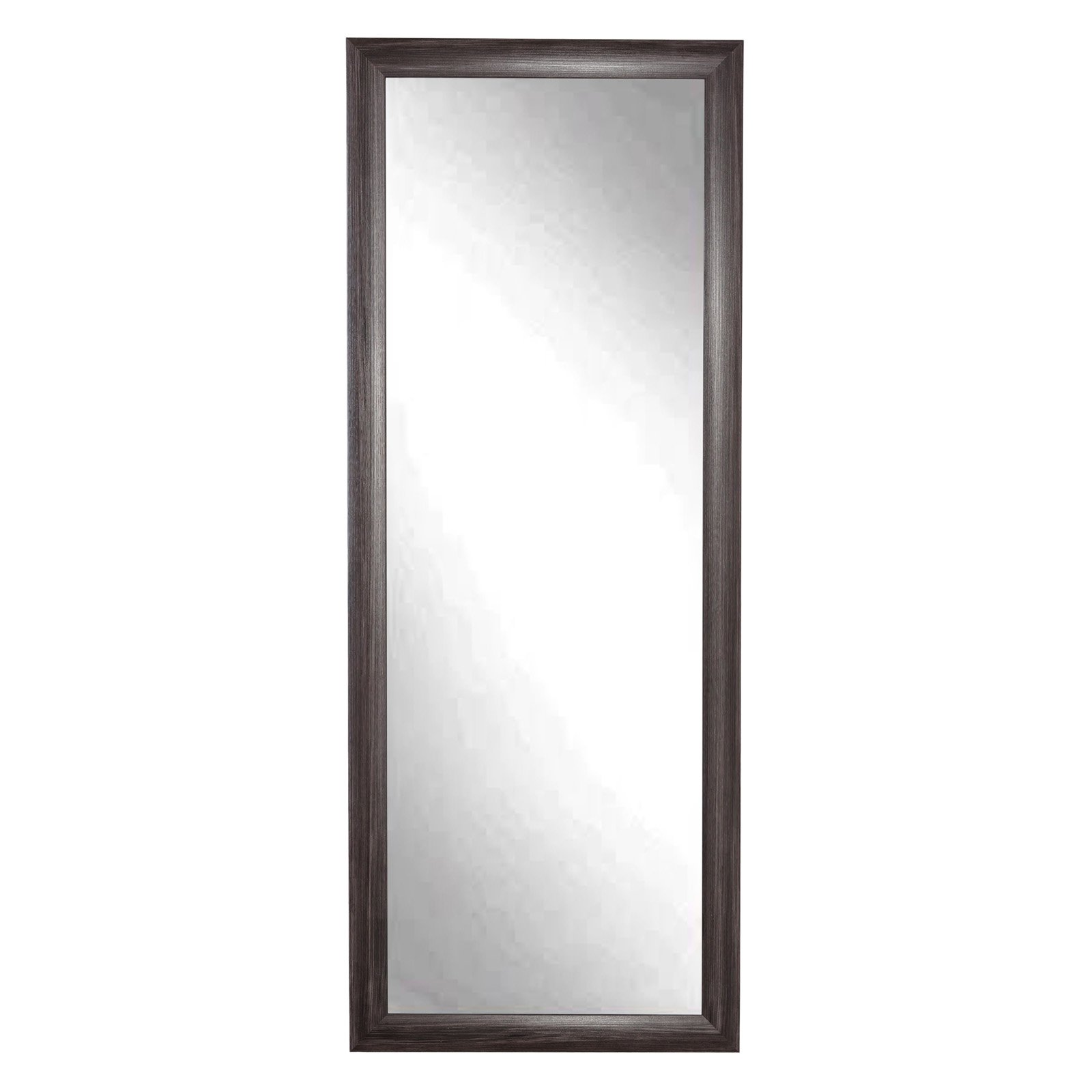 Brandtworks American Value Ashland Grey Floor Mirror 31 5w X 65h