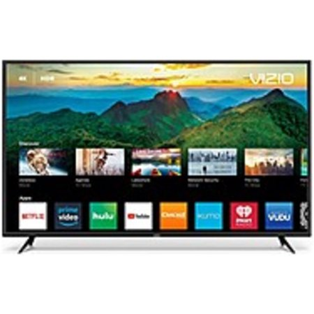 Refurbished VIZIO D D55-F2 55-inch 4K HDR LED Smart TV - 3840 x 2160 - 120 Hz Effective Refresh Rate - 200,000:1 - V8 Octa-Core Processor - Wi-Fi -