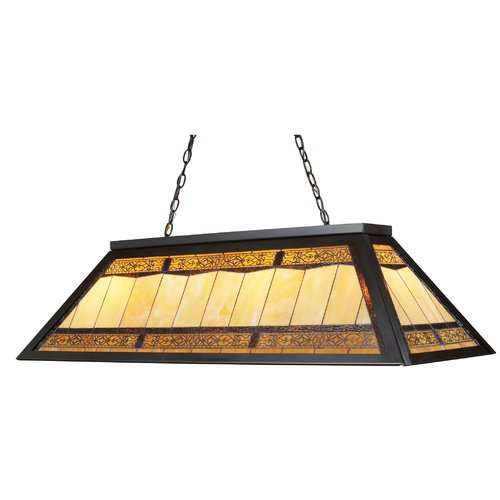 Astoria Grand Hammondale 4-Light Pool Table Light by