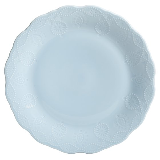 The Pioneer Woman Cowgirl Lace 12-Piece Dinnerware Set - Walmart.com