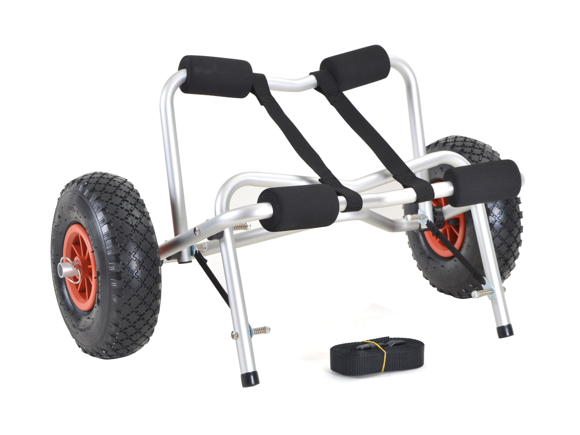 Click here to buy CALHOME Duable Boat Kayak Canoe Carrier Transport Trailer Tote Trolley Dolly Wheel by CALHOME.