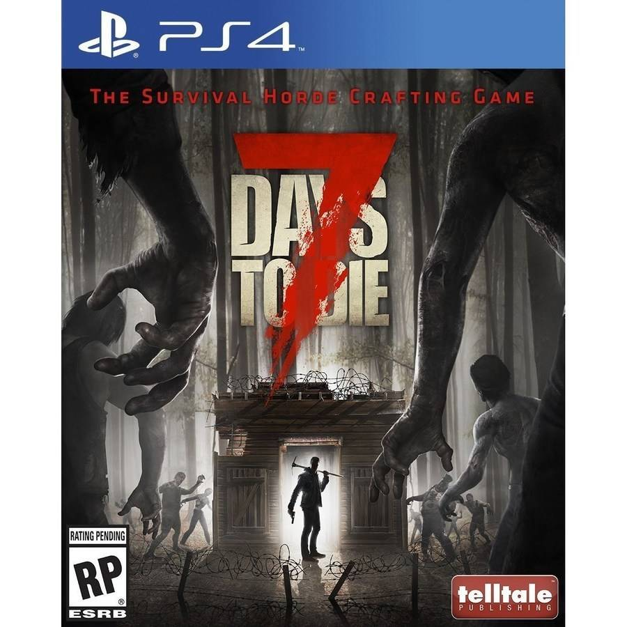 7 Days To Die - Pre-Owned (PS4)