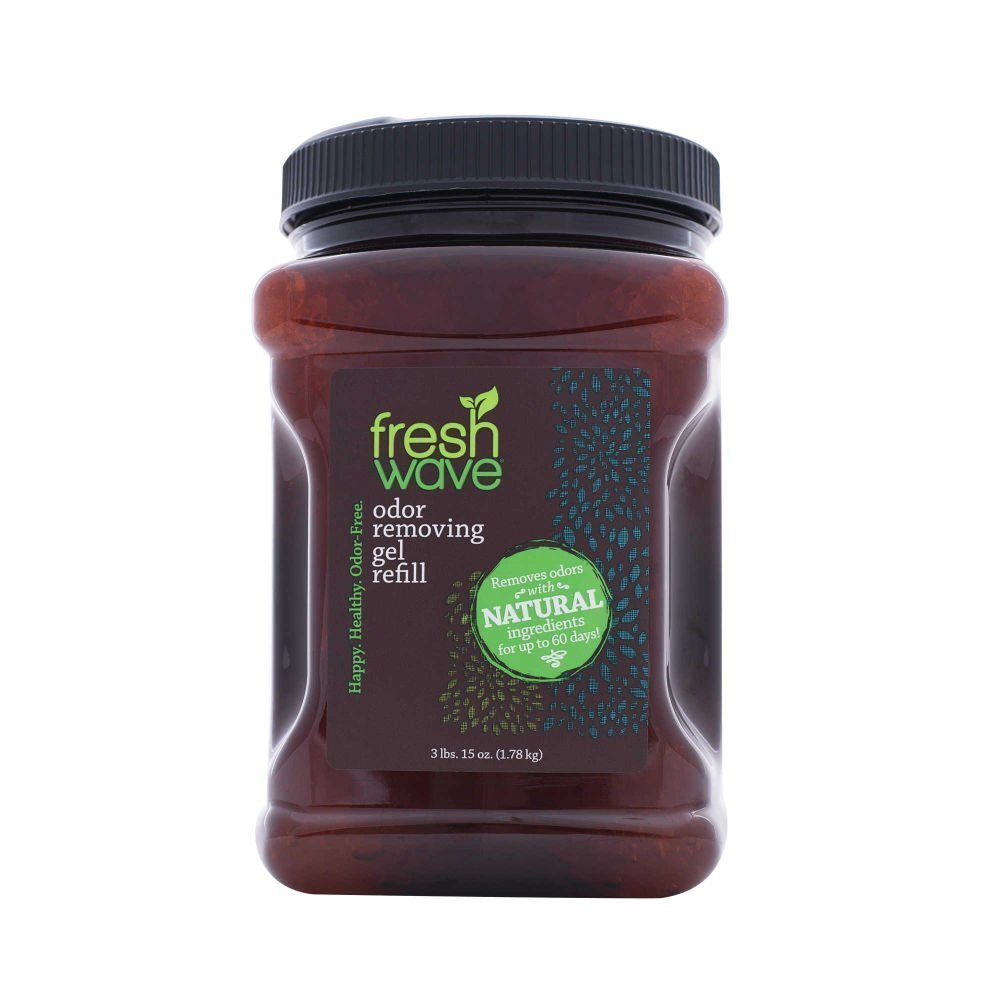 Fresh Wave Continuous Release Odor Removing Gel, 63 oz. Jar (3 lbs. 15 oz.)
