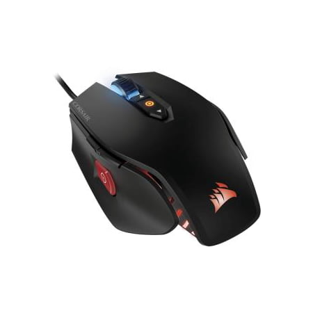Mobile Optical Retractable Mouse - Corsair M65 Pro RGB - FPS Gaming Mouse - 12,000 DPI Optical Sensor - Adjustable DPI Sniper Button - Tunable Weights