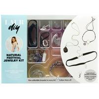 LaurDIY Natural Festival DIY Jewelry Kit