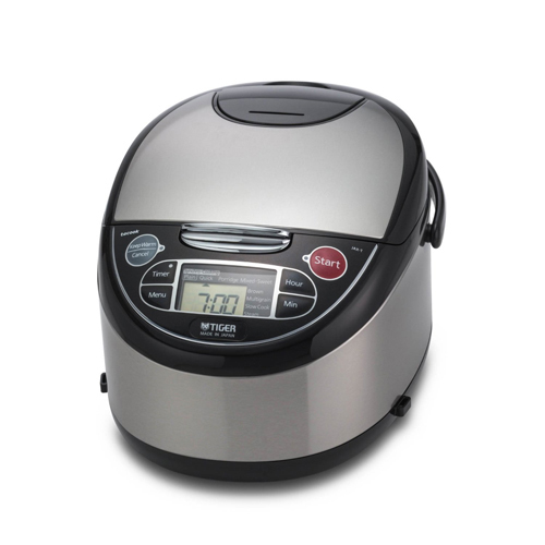 Tiger 5.5-Cup (Uncooked) Rice Cooker and Warmer JAX-T10U