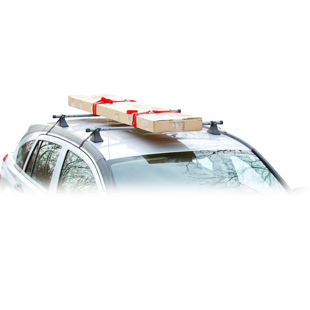 "47.75"" Roof Rack Cargo Cross Bars 150 lb. Capacity"