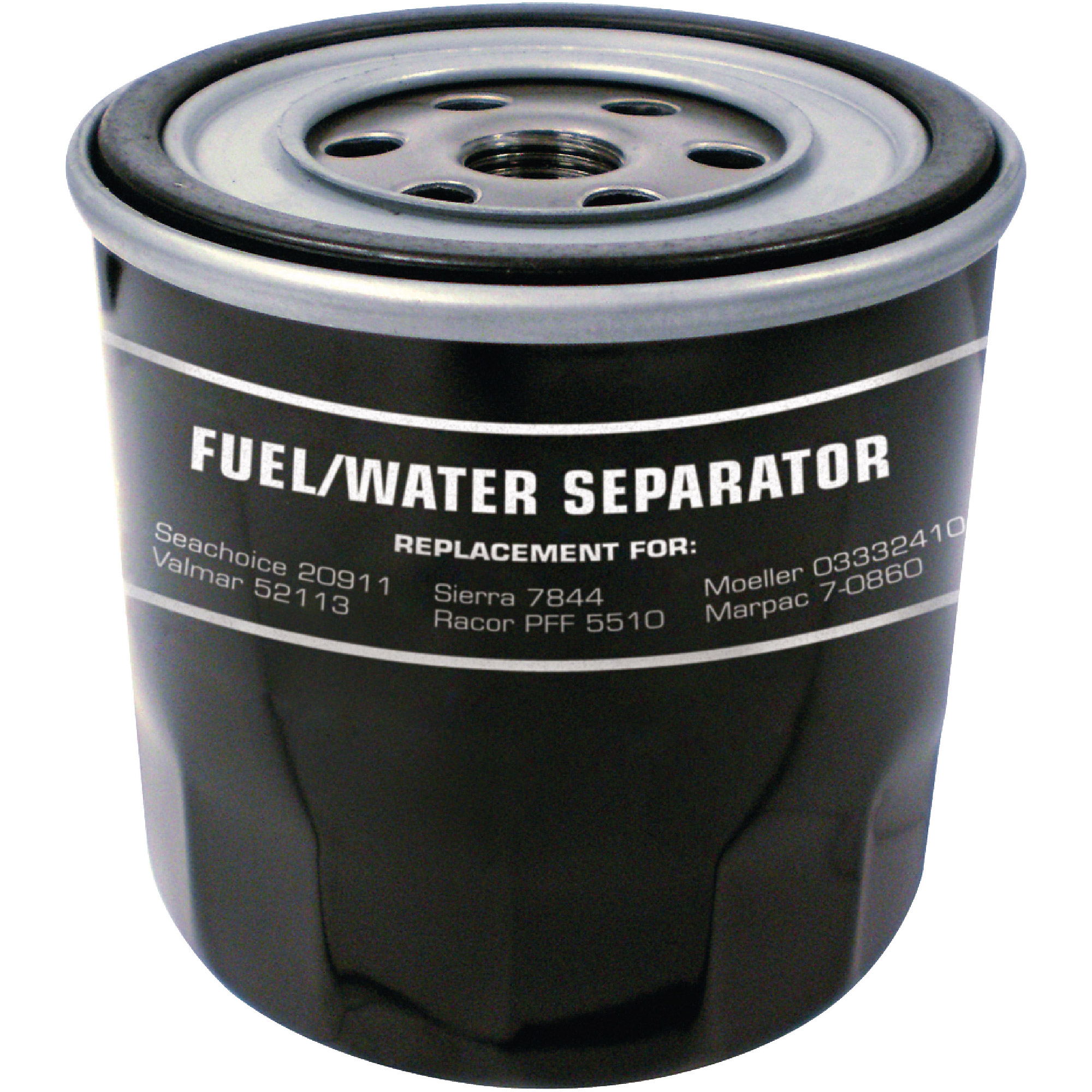 Seachoice Fuel Water Separator Canister Only by Seachoice