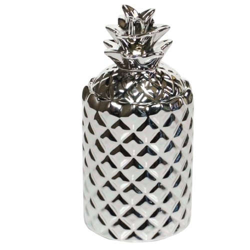 Thompson Ferrier Pineapple White Tea and Mint Jar Candle