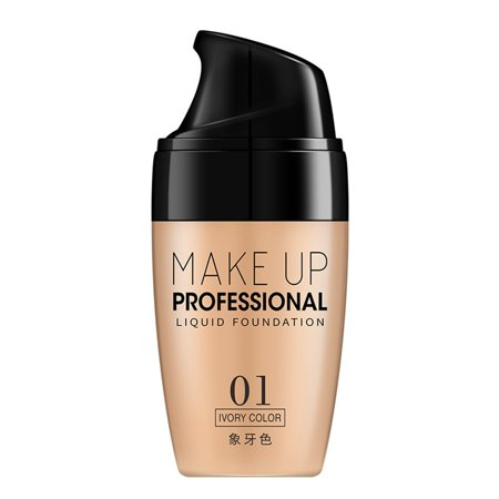 Makeup Base Liquid Foundation Concealer Oil Control Cosmetic Moisturizer Cream